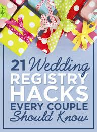 houston wedding registry 21 genius wedding registry hacks for future newlyweds future