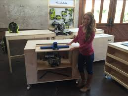 Woodworking Plans For Free Workbench by Ana White Build A Ultimate Roll Away Workbench System For Ryobi