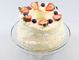 Angel Decorated Cake Fruity Angel Food Cake Recipe Best Friends For Frosting