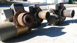 atomizing waste oil burners living web farms