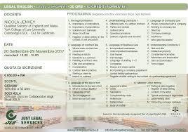 Drafting Legal Letters by Corsi Di Inglese Giuridico Avanzato E Stesura Documenti Legali