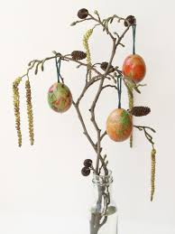 Easter Decorations Au by Hanging Marbled Egg Decorations Not Only For Easter Friendly