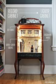 creative liquor cabinet ideas liquor cabinet before after liquor cabinet record cabinet and