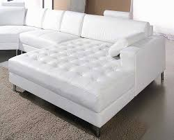 Sectional White Leather Sofa White Leather Snow Sectional Sofa Leather Sectionals