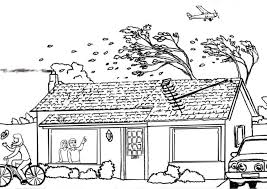 flood coloring pages coloring page hurricane img 7882