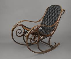 Bent Wood Rocking Chair Antique Thonet Rocking Chair Unrealistic Aspirations Of My