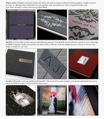 create your own wedding album premium wedding albums by kellie saunders detroit michigan wedding