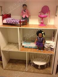 18 Doll House Plans Free by American Dollhouse Diy For 150 18