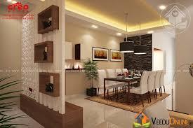 kerala home interior designs contemporary budget home dining interior design