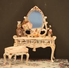 Vanity Set Furniture Elegant Shabby Chic Vanity Set 160 00 Margie U0027s Petite Palette