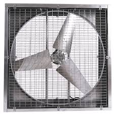 36 inch exhaust fan agriculture cabinet mounted exhaust fan 36 inch 11100 cfm direct