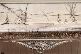 Vintage Powder Room Chadder Luxury Bathrooms Usa