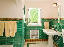 marvelous idea green tile bathroom creative decoration laura39s