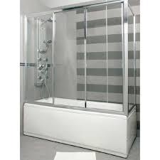 pannelli per vasca da bagno bagno vetro doccia x vasca bagno sopravasca hermann parete per da