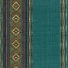 Upholstery Fabric Southwestern Pattern Ddr 01 Sandoval Serape Creek Blue Cotton Southwestern Stripe