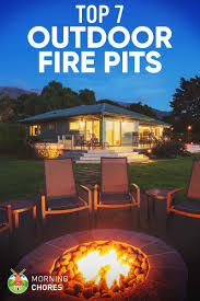 Best Firepits Top Outdoor Pits Stylish 7 Best For Heat Reviews Buying