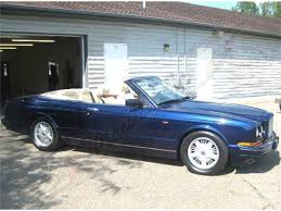 bentley azure convertible 1996 bentley azure for sale classiccars com cc 362216