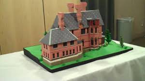Shape Of House by Ace Of Cakes At The Mark Twain House U0026 Museum Youtube