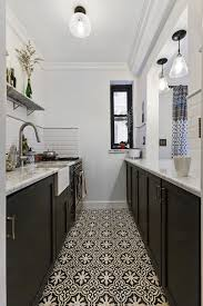 romantic why a galley kitchen rules in small design find your