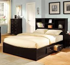 bed california king bed frame with drawers home interior design