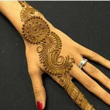 amazing collection of mehandi designs for back side of the