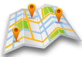 me where i am on a map me a map of where i am my