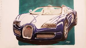 bugatti car drawing bugatti veyron l u0027or blanc bekirselcuki draw to drive