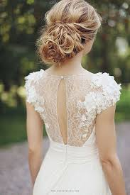 illusion neckline wedding dresses mywedding