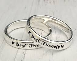 personalized engraved rings ring engraving etsy