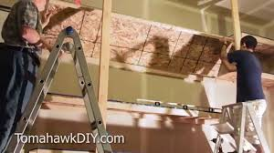 Build Wood Garage Storage by How To Build Easy Low Cost Storage Shelves For Garage Or Basement