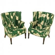 Green Armchairs Green Upholstered Arm Chairs Foter