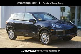 porsche cayenne trailer hitch 2018 porsche cayenne awd at tysons penske automotive dc