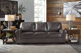 Queen Sofa Sleepers by Canterelli Gunmetal Queen Sofa Sleeper