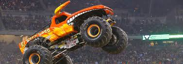 monster truck show in michigan monster jam