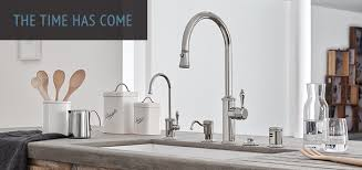 Air In Kitchen Faucet Luxury Kitchen Faucet Suites Ensembles