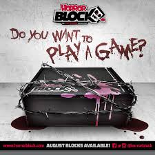 Do You Want To Play A Game Meme - rabbit in red blog horror block exclusive
