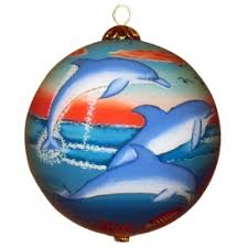 hawaiian marine ornaments by design