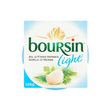 boursin cuisine light boursin knoflook fijne kruiden light 125g prijzen en