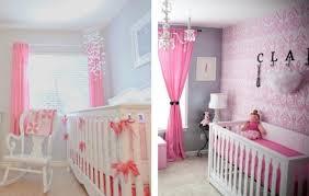 décoration de chambre de bébé stunning deco chambre bebe fille gris et 2 images design idées