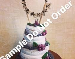 cake order form etsy