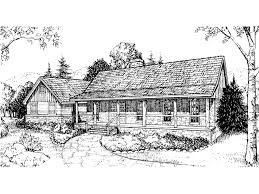 ranch home plans with front porch dunbar point rustic acadian home plan 095d 0012 house plans and more