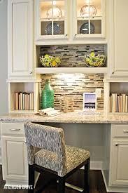 kitchen desk design kitchen desk ideas freeyourspirit club