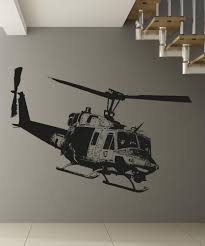 Aviation Home Decor Military Wall Decal Designs