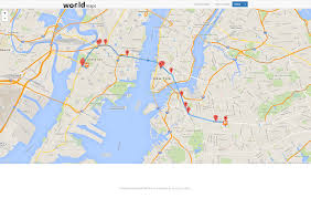 Map Driving Directions Woald Easily Embed Google Maps With Driving Directions