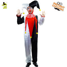 Clown Costumes Halloween Deluxe Clown Costumes Promotion Shop Promotional Deluxe Clown