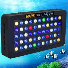 led aquarium light with timer 165w dimmable led aquarium light timer lighting grow reef marine