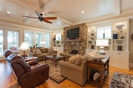 26 hidden gem living rooms with ceiling fans pictures