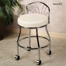 home decoration bathroom vanity stool or bench intended for