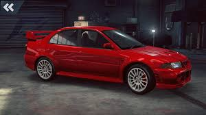 modified mitsubishi lancer 2000 mitsubishi lancer evolution vi need for speed wiki fandom