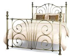antique brass bed frame uk king size metal food facts info
